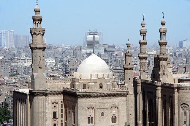 Najważniejsze zabytki Kairu - TOP3